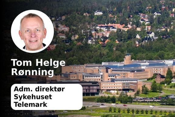 Oslo universitetssykehus er også vårt sykehus