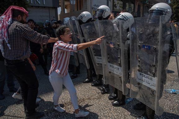 Det er opprør i Palestina. Men ikke mot Israel denne gang.