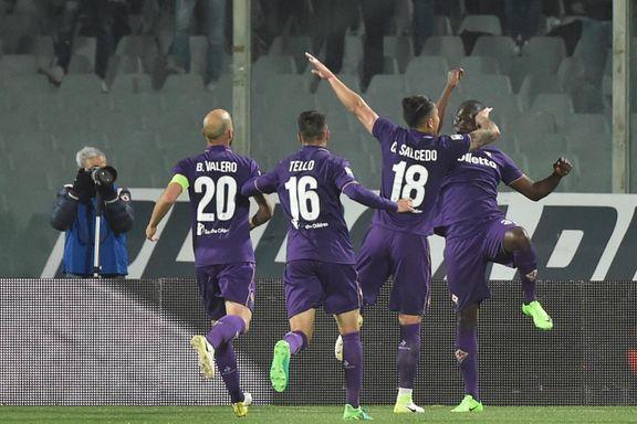 Ellevill nimålskamp i italiensk fotball: - Forbløffende