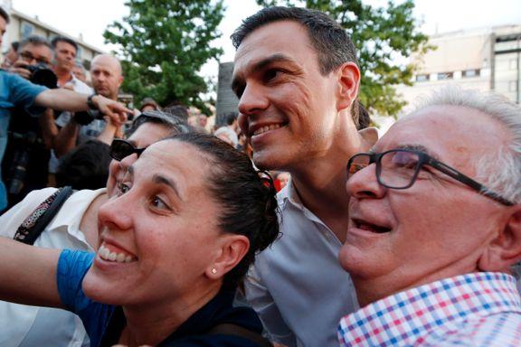 Valg i Spania i dag: – Sosialdemokratene i Europa begår politisk selvmord