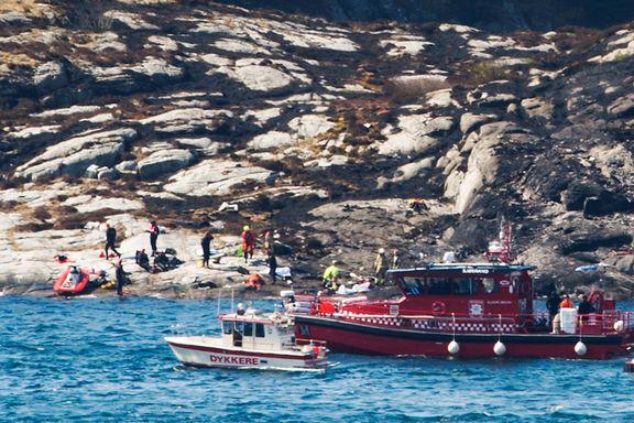 Airbus innrømmer at helikopterstyrten ved Turøy kunne vært unngått