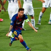 Messi-magi sendte skadeskutt Barcelona videre i Champions League