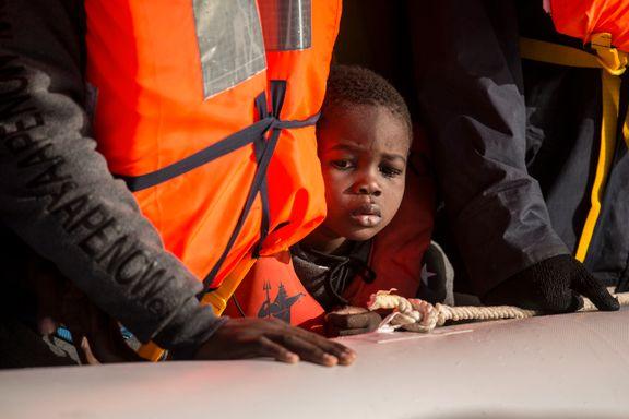 EUs nye plan: bygge flyktningleirer i Afrika