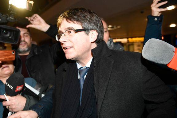 Puigdemont gir opp drømmen om å bli katalansk president