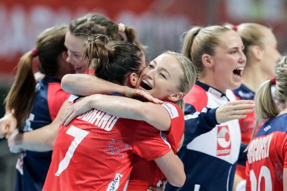 Fire spillere skilte seg ut i den deilige seieren mot Danmark
