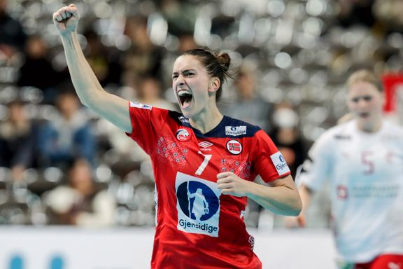 Mer jubel for Skogrand: Scoret sju mål i storseier