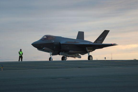 Kongsberg Gruppen skal levere missiler til Forsvarets nye kampfly for 700 millioner kroner