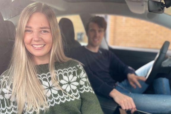 De kjørte fra Østlandet til Lofoten i elbil