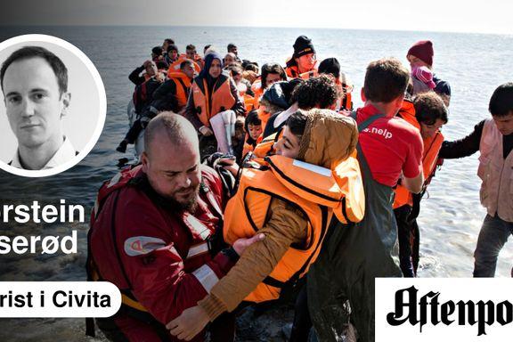 Høyre er uten ideer i innvandringspolitikken   Torstein Ulserød