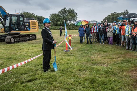Byggestart i Sandnes: – Dette er starten på noe helt nytt for klubben og byen