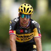 Tour-marerittet fortsetter for Roglic: Tapte nesten fire minutter