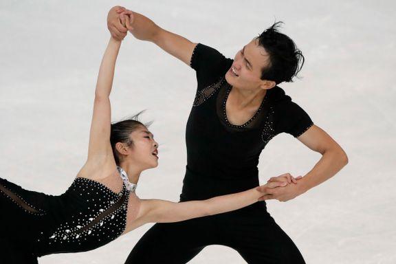 Dette dansende paret fra Nord-Korea gir Kim et stort dilemma