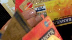 Kabelbrudd ga problemer med kortbetaling og nettbank