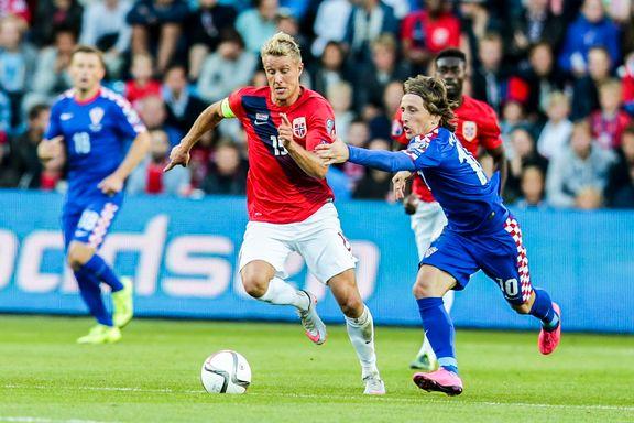 Norges kaptein: - Det er fortsatt en lang vei til EM