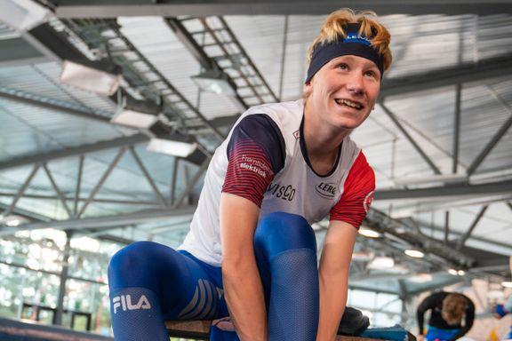 Stavanger-talentet øyner verdenscup: – Jeg skal være god nok