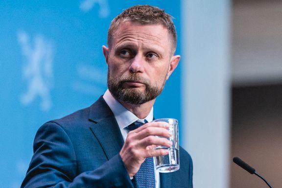 Høie: De nye anbefalingene for sykehus og sykehjem gjelder fra nå