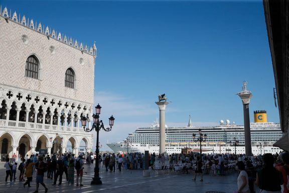 Venezia unnslapp så vidt å bli klassifisert som truet verdensarv