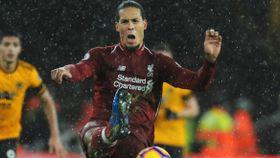 Premier League direkte: Liverpool slo Wolverhampton