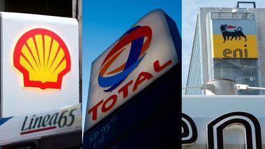 Krisekvartal for oljegiganter