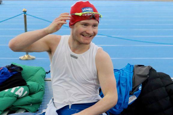 Lunde Pedersen tok VM-sølv etter nytt superløp: – Helt ubeskrivelig
