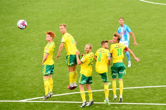 Ny drømmescoring: Nå ligger Sandnes Ulf på opprykksplass