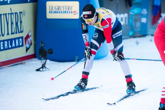 Røthe var litt bekymra halvvegs i Tour de Ski, men avslutta med bestetid