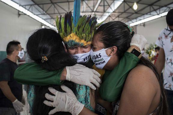 Koronaviruset rammer urbefolkningen i Brasil: – Vi står overfor en utryddelse