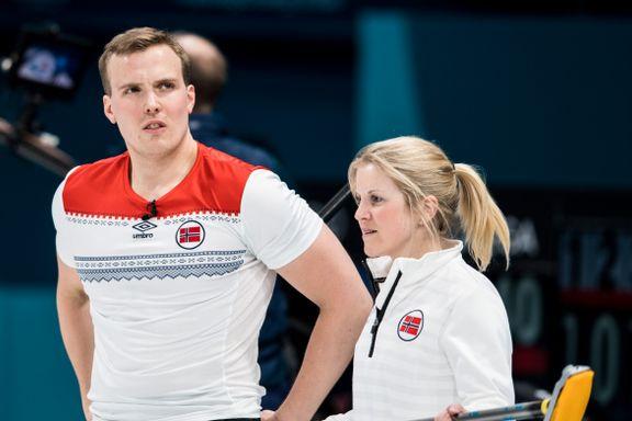 Curling-samboerne slo verdensmesteren