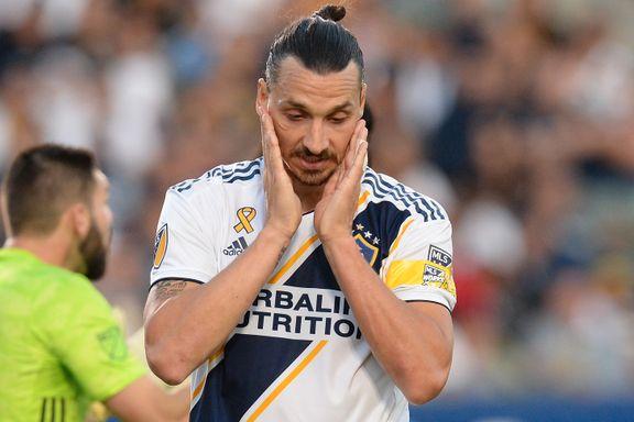 Nordmann spolerte festen i det som kan ha vært Zlatans siste kamp: – Følelsesladet