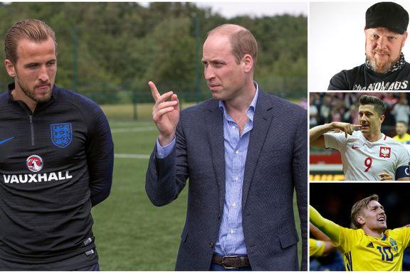 Fotball-VM: Hvem skal du holde med? Og hvem skal du holde mot? (del II)