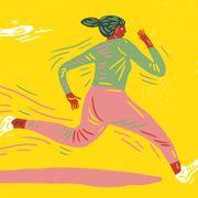 Hvordan løpe fortere på ti kilometer, undrer leser. Dette er ekspertens seks råd.