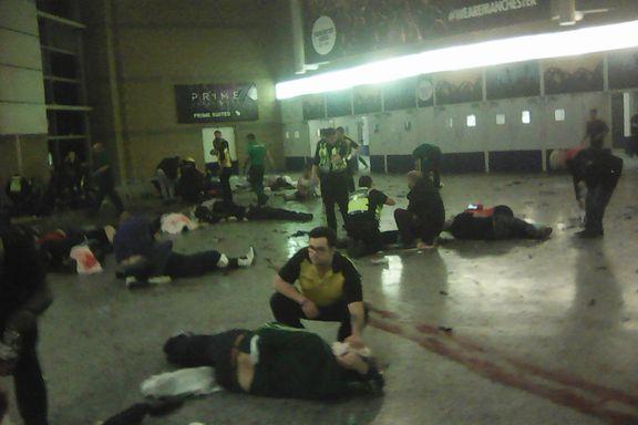 Kritisk for 20 av de skadede etter Manchester-terroren
