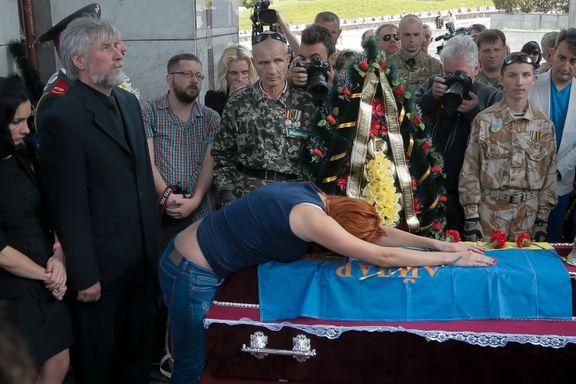 Nye blodige sammenstøt i Ukraina