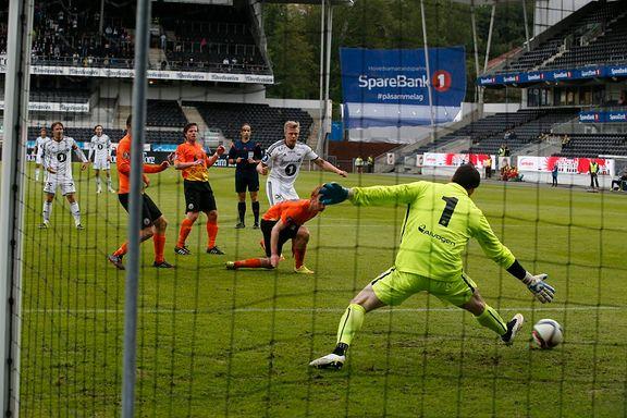 Rosenborg avgjorde på seks minutter