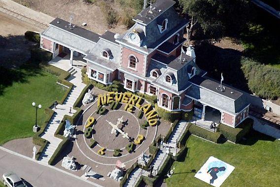 Neverland på billigsalg like før Michael Jackson-dokumentar vises på TV