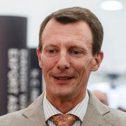 Prins Joachim stabil etter operasjon