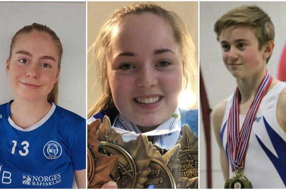 Denne Tromsø-trioen vant idrettsstipend