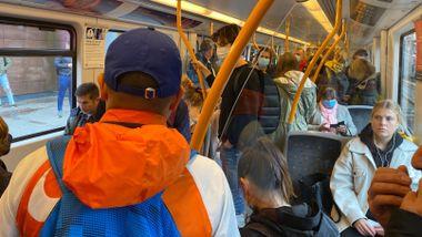 Fortsatt T-banetrøbbel: Frykter store forsinkelser utover ettermiddagen