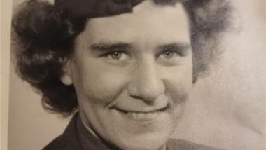 Norge har mistet kvinnen som kanskje var den første i norsk uniform etter krigen