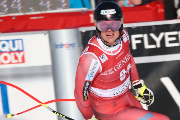Stian fra Namsos tok NM-gull: Ble kalt «100 kilo rent beist» av Jansrud
