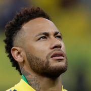 Neymar forlot banen i tårer - mister storturnering