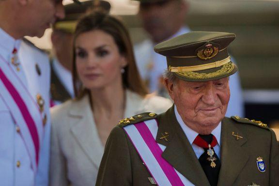 Ekskongen reddet Spanias demokrati, men ble skandalerammet. Nå er han søkk vekk.
