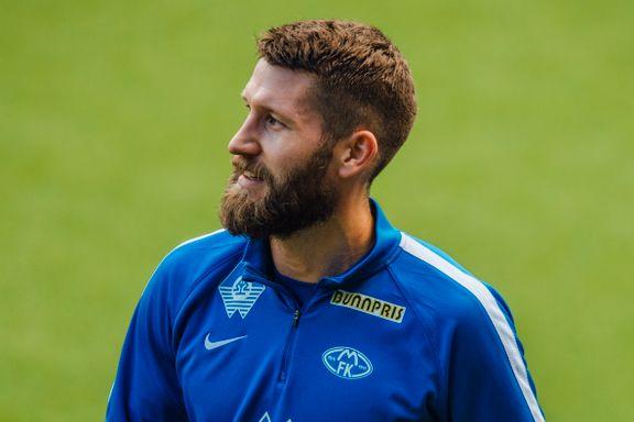 Tidligere Molde-kaptein klar for svensk fotball