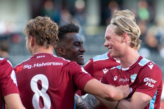 Sandnes Ulf holder fast på vinnerlaget