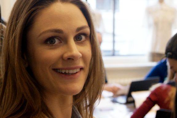 Jenny hjelper designelevene gjenopplive Lollans garderobe