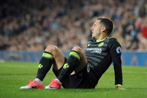 Alvorlig skade for Chelsea-stjerne