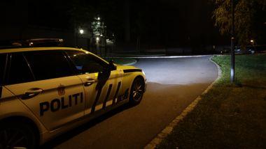 Flere skudd avfyrt mot leilighet i Oslo