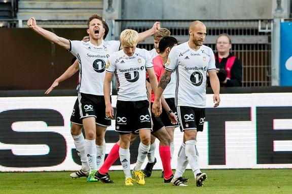 Vilhjalmsson ble helten da RBK tok seg videre i Europa etter kjempedrama