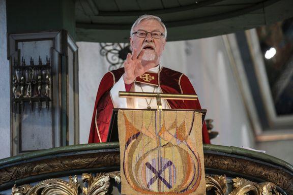 Ole Christian Kvarme i sin siste påske som biskop: «Påskegleden veier i høy grad opp for all smerten.»