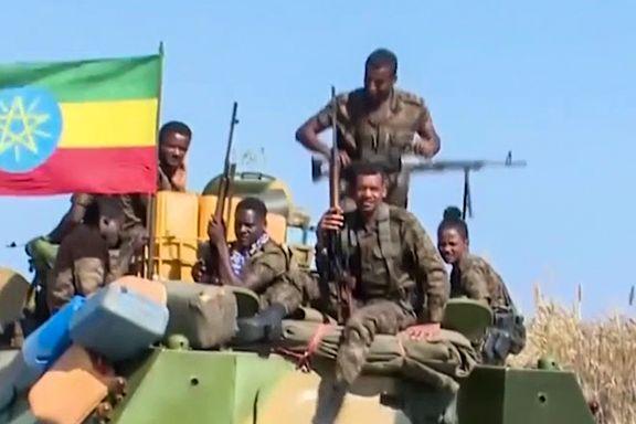 Den etiopiske hæren hevder å ha kontroll over Mekele. Opprørerne forsikrer at de vil fortsette å kjempe.